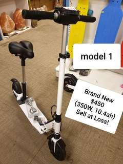 [ Electric Scooter ] Clearance Sale!