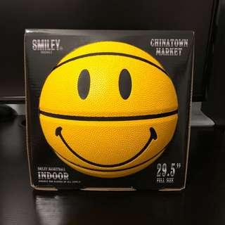 Chinatown Market Smiley Basketball