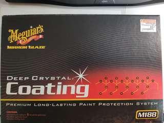 Meguiar's M188 Deep Crystal coating