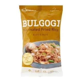 Bulgogi Fried Rice 불고기 볶음밥 250g