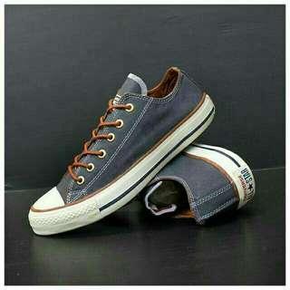 Sepatu Converse Premium Abu List