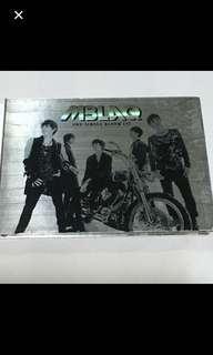 1CD•CLEARANCE SALES {DVD, VCD & CD} MBLAQ 2ND SINGLE ALBY【Y】 - CD