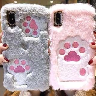 Furry Paws Phone Case