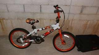 中童單車(無牌子)