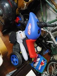 兒童電單車