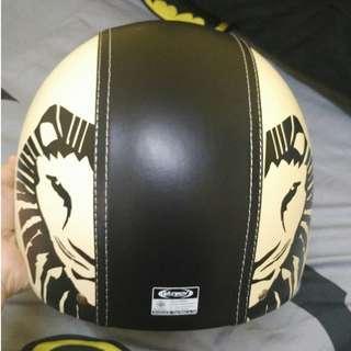 Helmet Steng ala Harley Davidson #DEC50