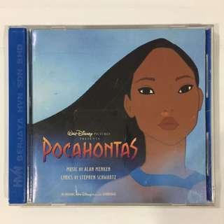 disney pocahontas songs cd