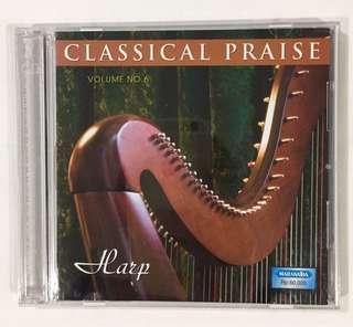 harp classical praise songs cd