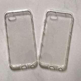 BNIB iPhone 6 Plus / 6S Plus Cushion TPU Clear Case