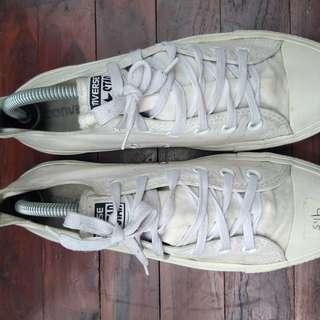 Converse ct low white
