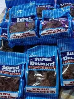 super delight brownie bites