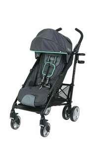 Brand New Graco Breaze Lightweight Stroller, Lake Green