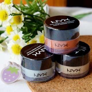 NYX Concealer Jar 遮瑕膏 (買2件或以上包郵)