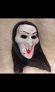 BN ghost face mask