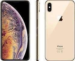 iPhone XS Max 256GB Gold (3 sets)