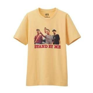 Uniqlo Movie Stand by Me T-Shirt