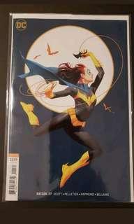 Batgirl 27 middleton variant