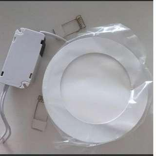 LED Downlights 6W white light