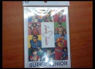 Super junior 寫真書