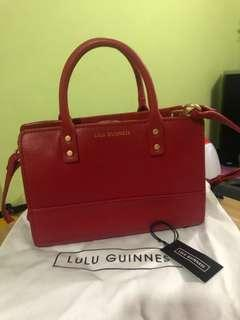 lulu guinness mini handbag