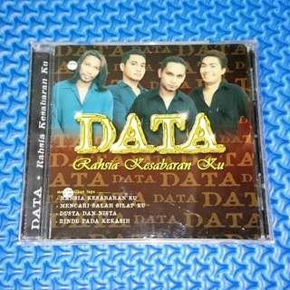 🆒 Data - Rahsia Kesabaran Ku [2002] Audio CD