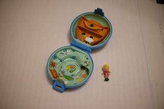 Polly Pocket 1992 Jeweled Sea