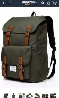 Vaschy Outdoor Hiking Waterproof Rucksack College Bookbag
