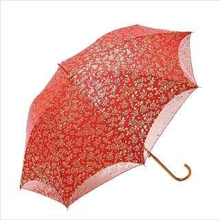 結婚物資紅遮/紅傘