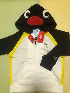 日本直送 Pingu x DTSG 企鵝外套Design Tshirts Store Graniph