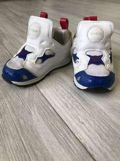 Reebok Pump Fury baby sport shoes