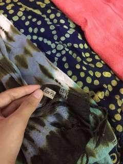 Dian pelangi shawl