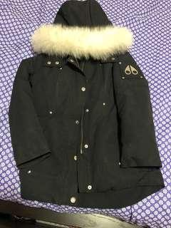 Kid moose knuckle jacket