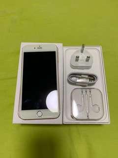 iPhone6s plus 64gb rose gold