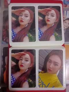 Red Velvet Summer Magic PCs