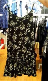 Dress floral tank