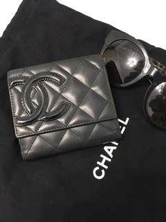 🚚 Chanel香奈兒 短夾(康朋系列)