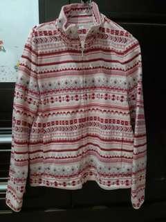 Uniqlo tribal wool jacket