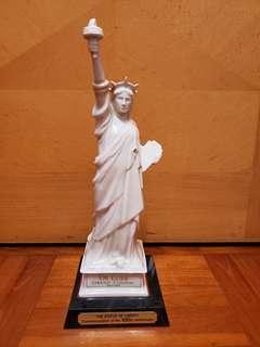 罕有收藏佳品法國德路士大香檳干邑自由女神造型700ml