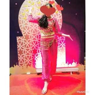 Belly dance / Arabic costume #bellydance #arabic #arabian #costume