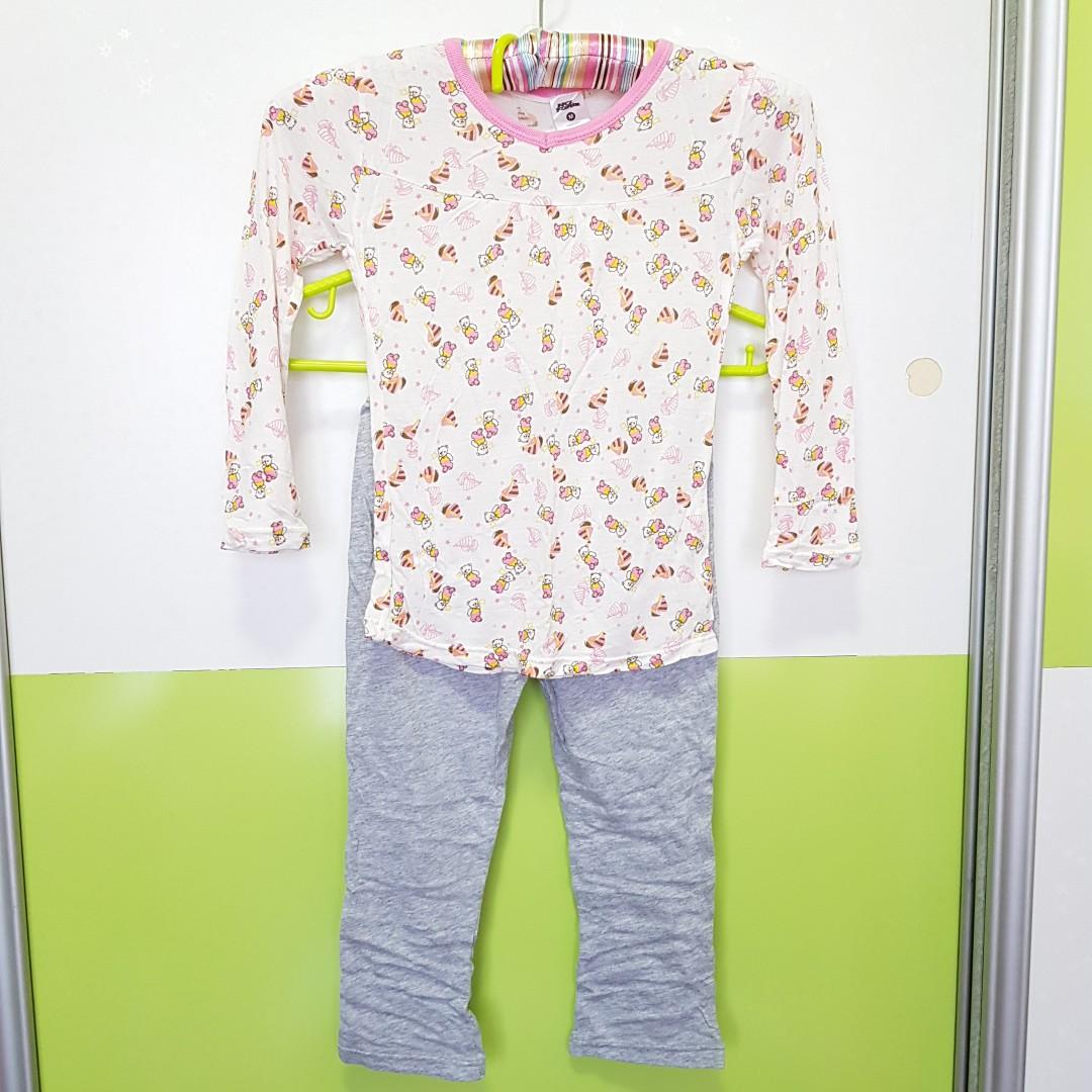 4 Sets Brand New Girl Pyjamas 79c90050e