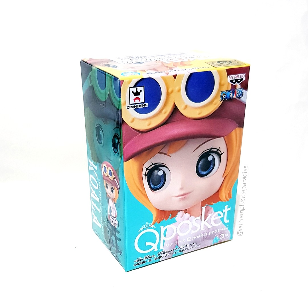 Banpresto One Piece Q posket Perhona Figure ship from Japan Toei Anime Manga