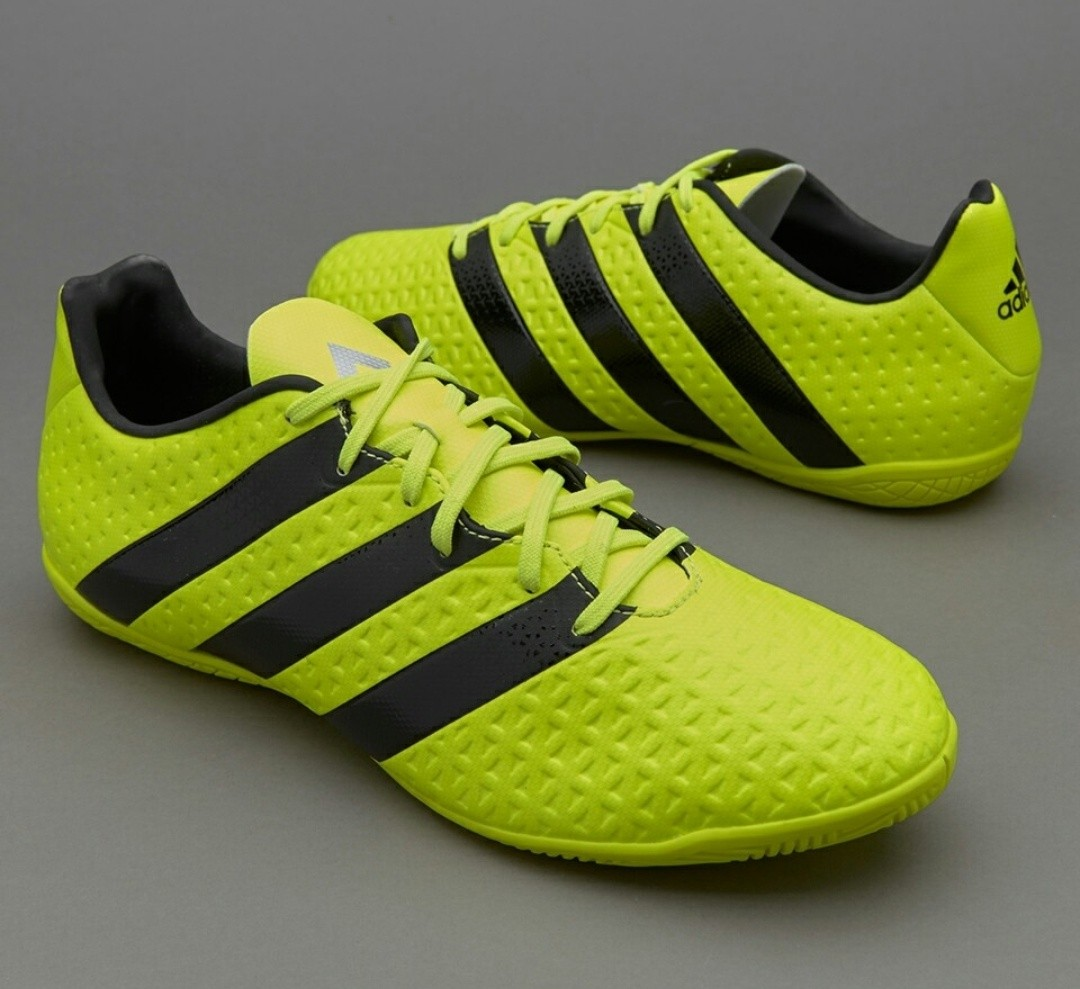 1de373c6338 Adidas Ace 16.4 soccer indoor futsal shoes