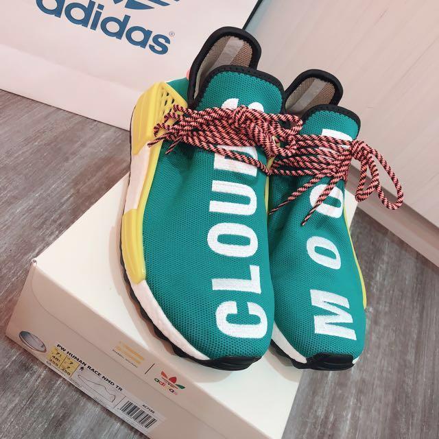 1ed152f2ab650 Adidas NMD Pharrell Williams Human Race Sneaker