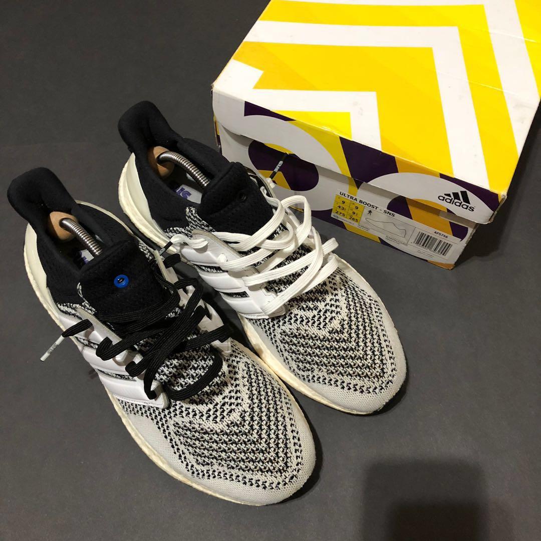 0b5731c93f1bd Adidas sns tee time 1.0 ultra boost