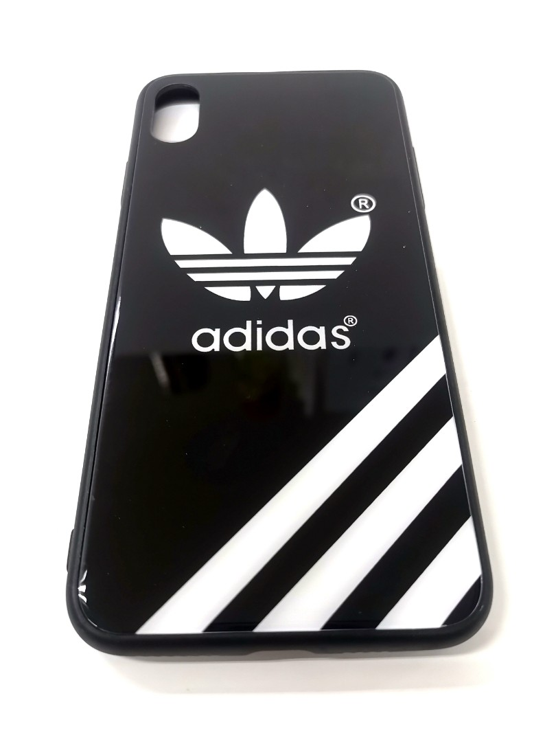 size 40 f355a 90b89 Apple iPhone xs max Adidas case, Mobile Phones   Tablets, Mobile ...