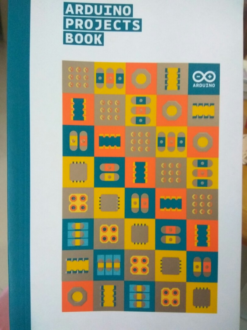 Arduino Projects Book (Official Copy)