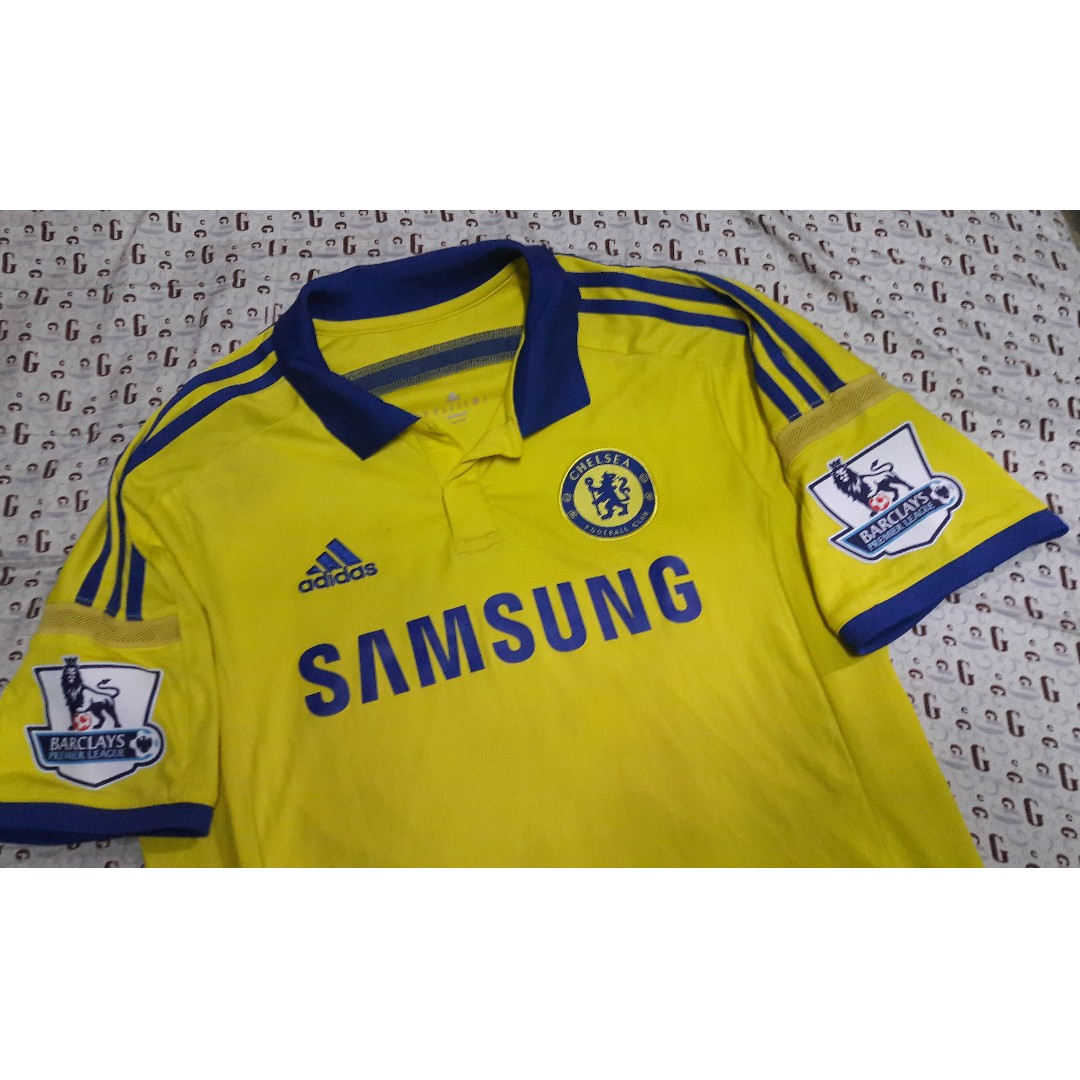 Authentic Adidas Chelsea FC 2014-15 Away Kit Nike cabd433f8