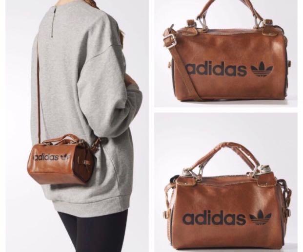 7e75727d7f Authentic Adidas sling bag bucket bag crossbody bag