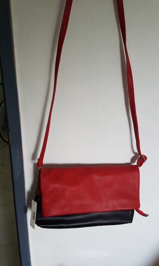 8542608b38 Bata Sling Bag, Women's Fashion, Bags & Wallets, Sling Bags on Carousell