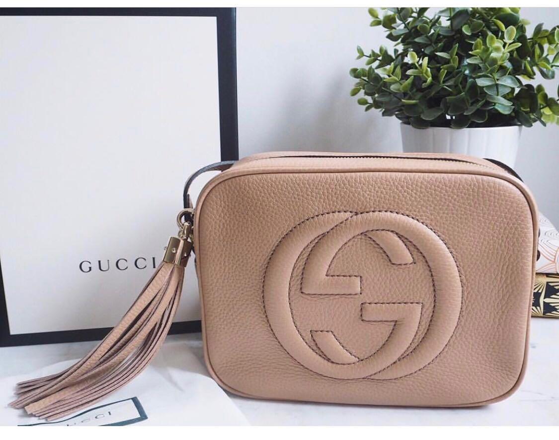 1cc3fb57f058 Brand new Gucci Soho Disco, Luxury, Bags & Wallets, Sling Bags on ...